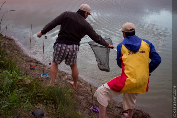 Raciula pescuit
