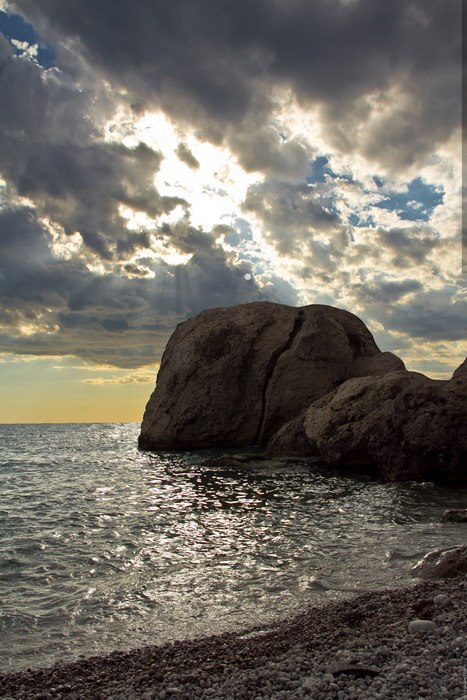 Crimeea, камень
