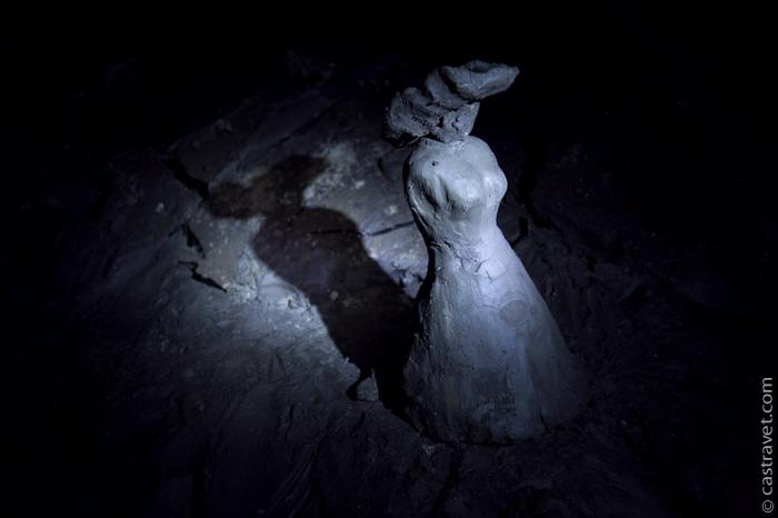 sculpturile de la criva