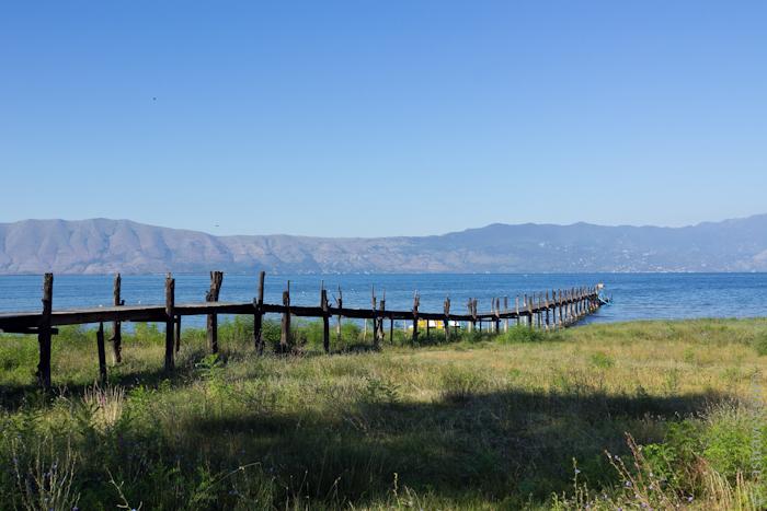 albania lacul shkodra