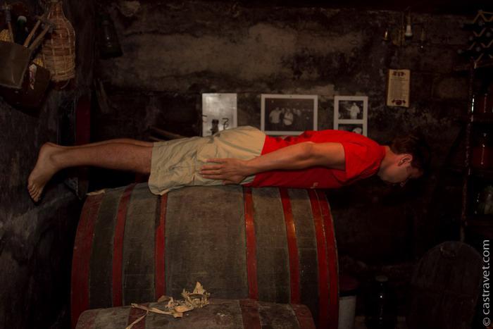 beci planking